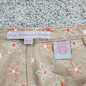 S.A. Collection Pants & Jumpsuits - 3 for $25 S.A. Collection Size 14W Tan and Orange